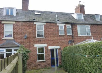 Thumbnail 2 bed terraced house to rent in Deans Terrace, Uppingham, Oakham