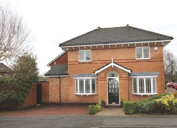 Thumbnail 3 bed detached house to rent in Eldon Road, Macclesfield