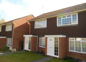 Thumbnail 2 bed end terrace house to rent in Holly Tree Walk, Yeovil