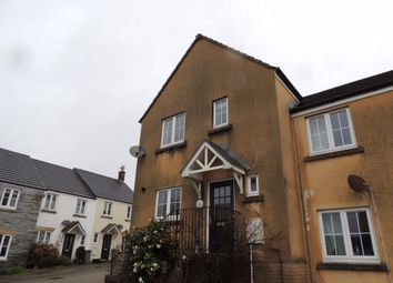 Thumbnail 3 bed property to rent in Larcombe Road, St Austell, Cornwall