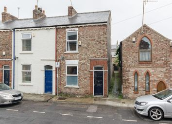 Thumbnail 3 bed terraced house for sale in Briggs Street, York