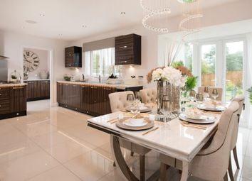 """Thumbnail 5 bedroom detached house for sale in """"The Hedingham"""" at Burn Road, Huddersfield"""