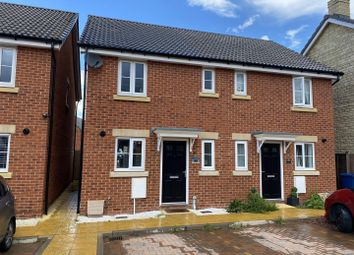 Thumbnail 2 bed semi-detached house for sale in Peregrine Road, Brockworth, Gloucester