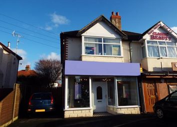 Thumbnail 1 bedroom flat for sale in Fleetwood Road North, Thornton-Cleveleys, Lancashire