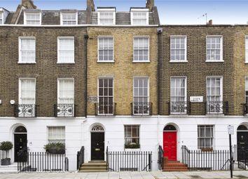 South Terrace, South Kensington, London SW7. 4 bed terraced house for sale
