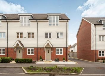 Thumbnail 3 bed end terrace house for sale in Avalon Street, Aylesbury
