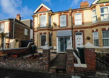 Thumbnail 4 bed end terrace house for sale in St Aubyns Road, Portslade, West Sussex