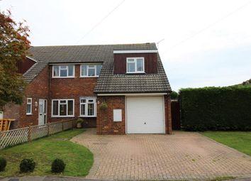 Thumbnail 3 bed end terrace house for sale in Farm Drive, Tilehurst, Reading