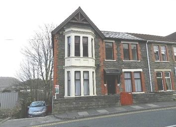 Thumbnail 3 bed flat to rent in Rickards Street, Pontypridd