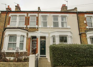 Thumbnail 3 bed terraced house for sale in Effingham Road, London