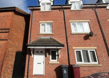 Thumbnail 1 bed flat to rent in Cobden Street, Darlaston, Wednesbury