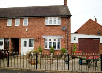Thumbnail 2 bed end terrace house for sale in Uxbridge Grove, Hull, East Riding Of Yorkshire