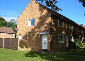 Thumbnail 2 bed end terrace house to rent in Blenheim Road, Upwood, Ramsey, Huntingdon