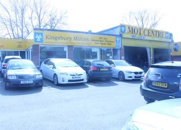 Thumbnail Commercial property to let in Kingsbury Road, London