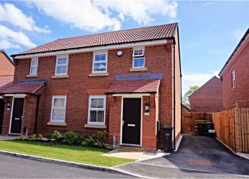Thumbnail 2 bed semi-detached house for sale in Kiln Lane, Solihull