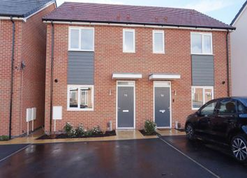 Thumbnail 3 bed semi-detached house to rent in Harold Hines Way, Trentham Lakes, Stoke-On-Trent, Staffordshire
