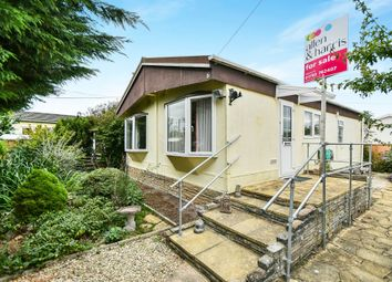 Thumbnail 2 bed mobile/park home for sale in Canons Drive, St. Johns Priory, Lechlade