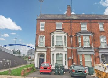 Thumbnail Studio to rent in Lower Holyhead Road, Coventry