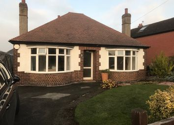 Thumbnail 2 bed bungalow for sale in Saxon Street, Stapenhill