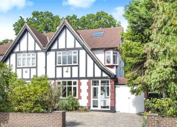 Thumbnail 5 bed semi-detached house for sale in Copse Avenue, West Wickham