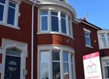 Thumbnail 2 bed flat to rent in Westminster Road, Blackpool