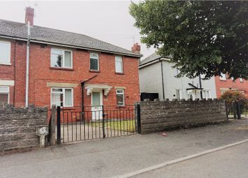 Thumbnail 3 bed semi-detached house for sale in Cefn Road, Cardiff