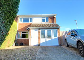 Thumbnail 3 bed semi-detached house for sale in Thetford Mews, Caversham, Reading, Berkshire