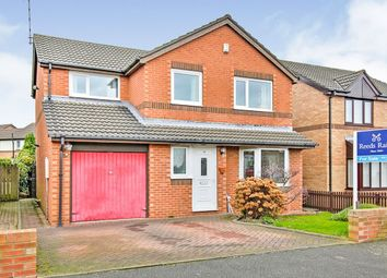 Thumbnail 4 bed detached house for sale in Ross, Ouston, Chester Le Street