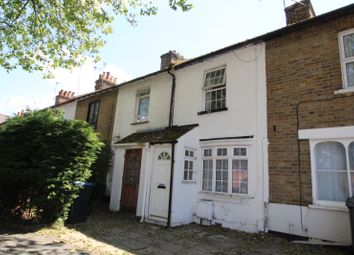 Thumbnail 2 bed terraced house for sale in The Avenue, Egham, Surrey