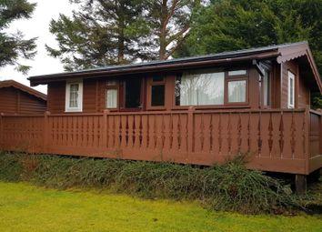 Thumbnail 2 bed lodge for sale in Trawsfynydd Holiday Village, Bron Aber, Trawsfynydd, Blaenau Ffestiniog