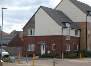 Thumbnail 3 bedroom semi-detached house to rent in Haven Street, Broughton, Milton Keynes
