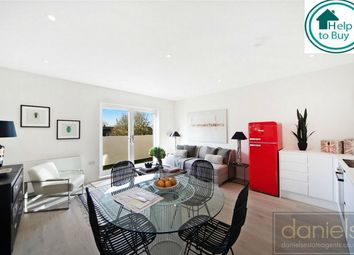 Thumbnail 2 bed flat for sale in Nicoll Road, Harlesden, London
