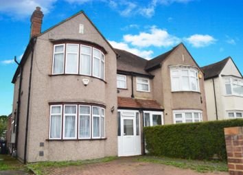 Thumbnail 3 bed semi-detached house for sale in Bulstrode Avenue, Hounslow