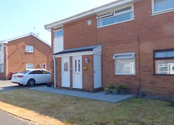 Thumbnail 2 bed flat for sale in Cringles Drive, Huyton, Liverpool