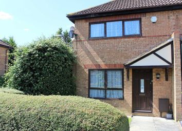 Thumbnail 2 bedroom end terrace house for sale in Wilsley Pound, Kents Hill, Milton Keynes
