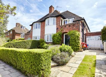 Thumbnail 4 bed semi-detached house for sale in Hill Rise, London
