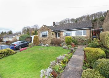 Thumbnail 3 bed detached bungalow for sale in Lea Bay, Old Hackney Lane, Hackney, Matlock