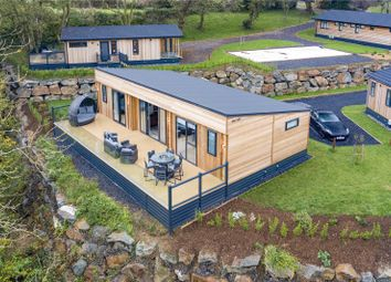 Thumbnail 2 bed detached house for sale in Bohemia Luxury Lodge, Noble Court Holiday Park, Redstone Road, Narberth