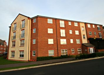 Thumbnail 2 bed flat for sale in Brook House, Wharf Lane, Solihull