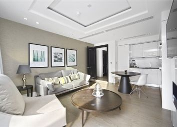 Thumbnail 2 bed flat for sale in Wolfe House, Kensington High Street, London