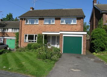 Thumbnail 4 bed detached house for sale in Blenheim Close, Watford
