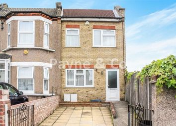 Thumbnail 3 bed end terrace house for sale in Uphall Road, Ilford, Essex
