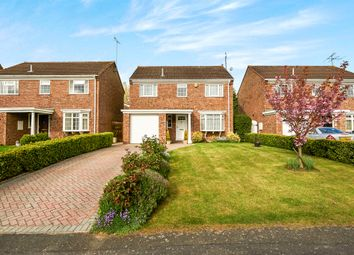 Thumbnail 4 bed detached house for sale in Columba Drive, Leighton Buzzard