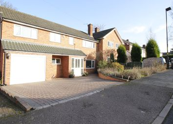 Thumbnail 4 bed semi-detached house for sale in Harcourt Drive, Four Oaks, Sutton Coldfield