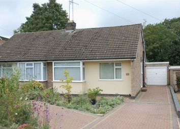 Thumbnail 2 bedroom semi-detached bungalow for sale in Pie Corner, Sywell, Northampton