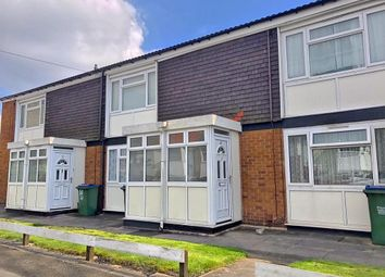 Thumbnail 1 bed flat for sale in Bilhay Lane, West Bromwich