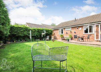 3 bed detached bungalow for sale in Plantation Close, Attleborough NR17