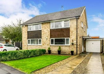 3 bed semi-detached house for sale in Deepdale, York, North Yorkshire, England YO24