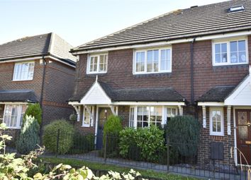 Thumbnail 3 bed end terrace house for sale in Priestlands Close, Horley