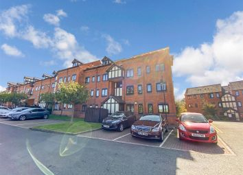 Thumbnail 2 bed flat for sale in The Moorings, Leamington Spa